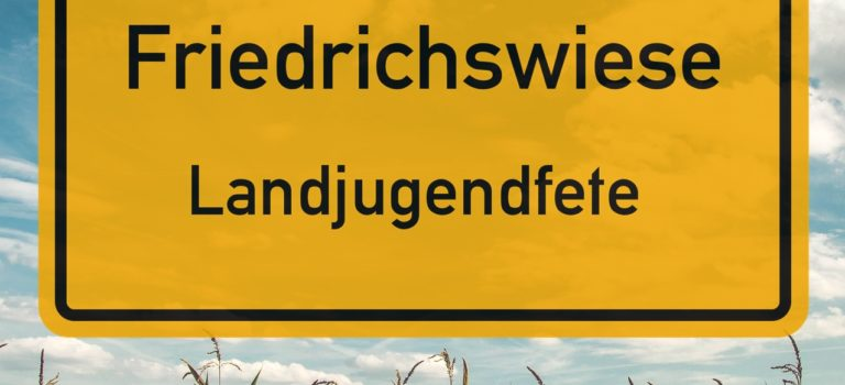 Bus-Shuttle zur Landjugendfete Friedrichswiese