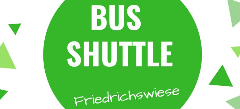 Abfahrtzeiten Bus-Shuttle